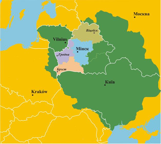 Gardino srities panoramų interaktyvus žemėlapis